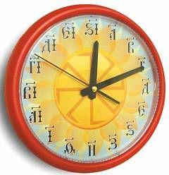 Часы наших Пращуров