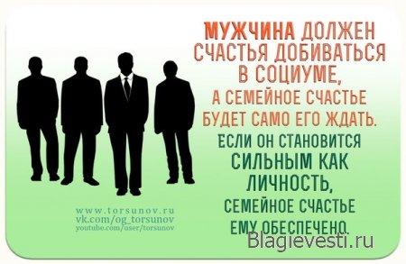 Аудиозапись: Олег Торсунов - Тайная сила мужчины
