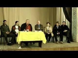 Славянские знания светлые, знания мудрые. Семинар Минина в Киеве 2012.