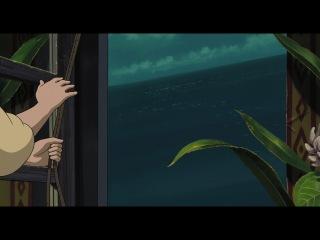 Добрые, глубокие Аниме-фильмы от Studio Ghibli.