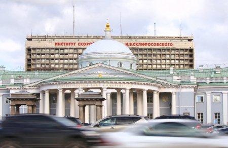 Масонские символы в Москве.