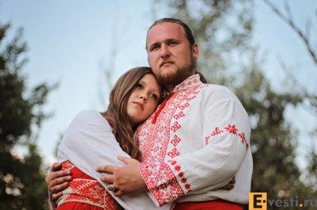 Русская культура. Русские образы. Русский стиль.