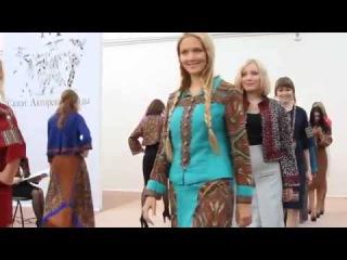 Современная одежда в славянском стиле