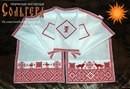 Как составить обережный орнамент на рубаху, пояс или рушник?