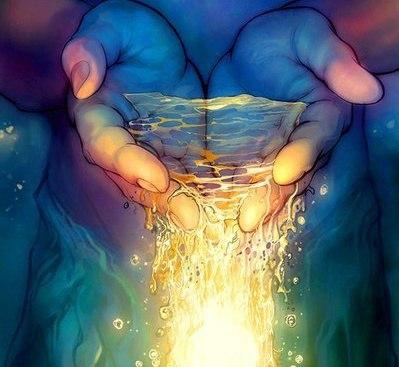Человек — своего рода фонарь. Его внутренний свет, его любовь и истинная доброта — это сила, которая освещает мир вокруг него.