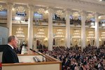 Путин - осторожней с ювенальной юстицией.