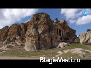 Древние славянские мегалитические сооружения в Крыму.