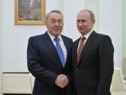 » Загадочная встреча Путина и Назарбаева: переговоры провалены или засекречены?