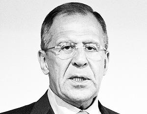 » Глава российской дипломатии назвал приоритеты внешней политики Москвы в 2013 году