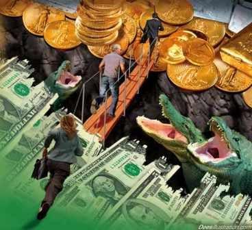 » До свиданья, доллар, до свиданья!
