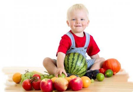 Пищевые привычки, зaложенные с детства