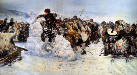 Русские игры, ЗАБАВЫ МОЛОДЦОВ