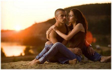 """""""Истинная любовь всегда бывает счастливой."""