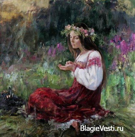 Лучшее украшение для девушки — это доброе сердце, чистые помыслы, искренняя ...