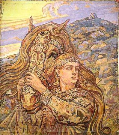 Замечательная сказка... о том, как на Землю - Матушку, ночь спустилась... д ...