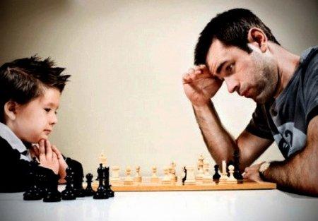 Мой сын каждый день играет в шахматы. Не вредит ли это душе?