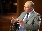 Сталинский курс Путина