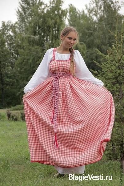 Сакральный смысл юбки