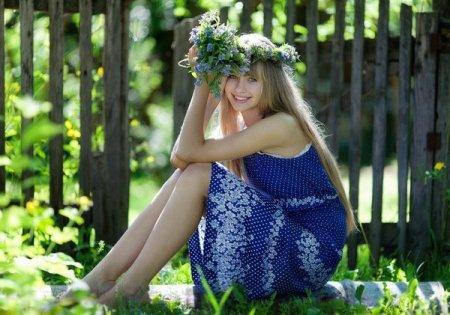 Какова женщина, таков и мир. Чистота и любовь, это талисман женщины.