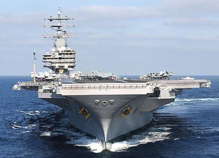 » Суперавианосцы в современной военно-морской стратегии