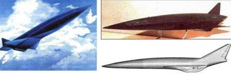 » Гиперзвуковой самолет «Аякс»