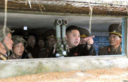 » Южнокорейские и американские цели Ким Чен Ына
