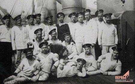 """Героический подвиг крейсера """"Варяг"""" в битве с японской"""