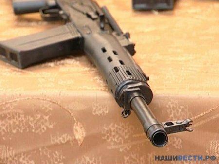 » В Северной Осетии найден крупный тайник с оружием