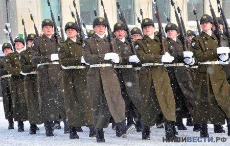 » Вооруженные силы Эстонии находятся под контролем