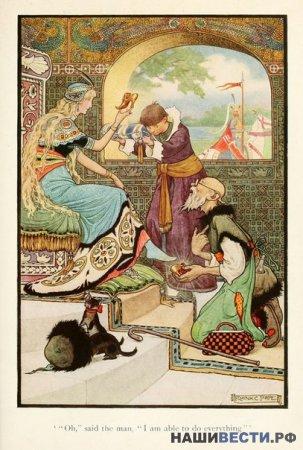 Иллюстрации английского художника