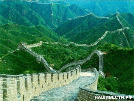 Китайская стена строилась не китайцами, а русамиКитайская