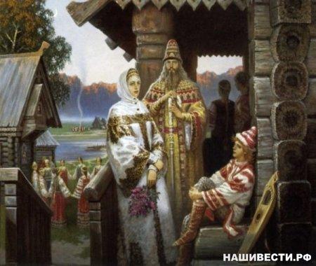 Пословицы и поговорки от зарождения Руси до 19