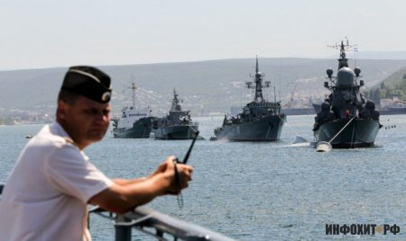 » Чирков: Россия отправит в Средиземное море пять-шесть военных кораблей