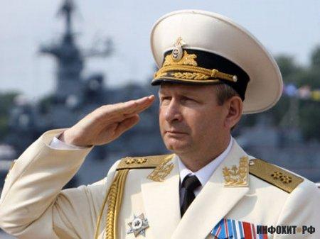 » ВМФ РФ предложит президенту создать эскадры в Тихом и Индийском океанах