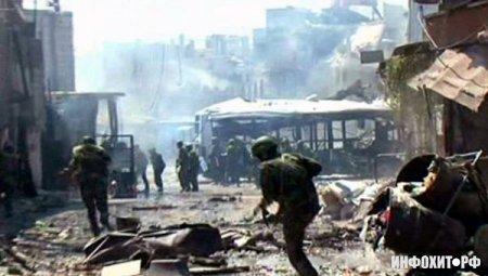 Генсек ООН еще видит возможность спасти Сирию