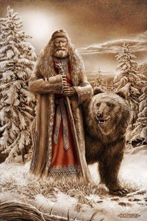 Медведь - Зверь Велесов.