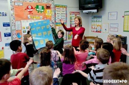 Основной подход к образованию в Америке заключается в том, что процесс обуч ...