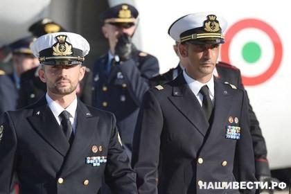 » Италия согласилась выдать Индии обвиняемых в убийстве