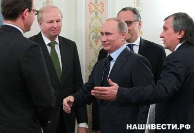 » «Роснефть» — мировой лидер