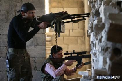 » США не будут мешать Европе вооружать сирийских по
