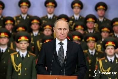 Владимир Путин посетил 76-ю гвардейскую десантно-штурмовую дивизию.