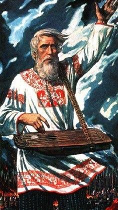 Боян Вещий — певец и сказительБоян или Баян —