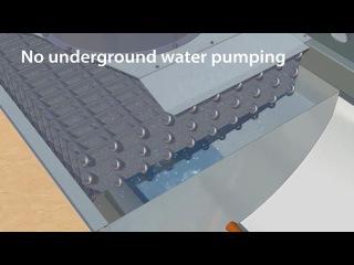 Добыча воды из воздуха. Видео.