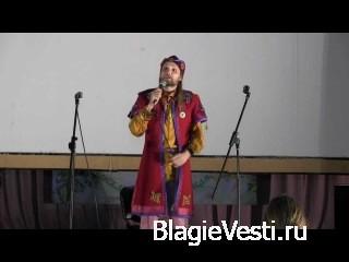 Иван Царевич на Сером Волке на Фестивале