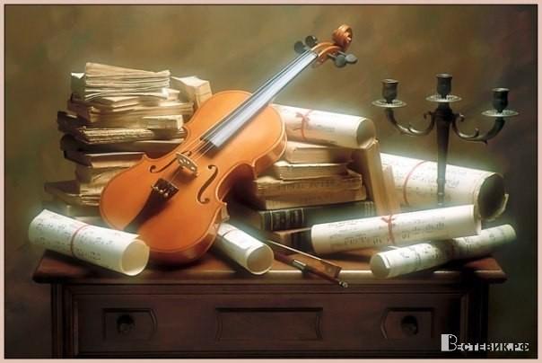 9 шедевров классической музыки.