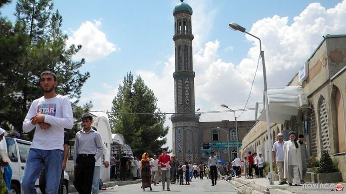 » ЕС пообещал Таджикистану помощь в обмен на развитие демократии
