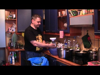 Видео о домашнем приготовлении (правильной ферментации) Иван-Чая). (19:09)