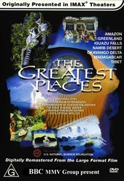 Семь чудес природы / The Greatest Places