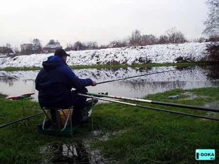 » Рыбалка весной