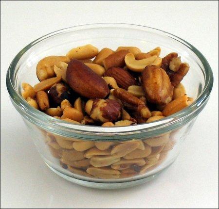 » Как бразильские орехи ведут себя на Марсе?